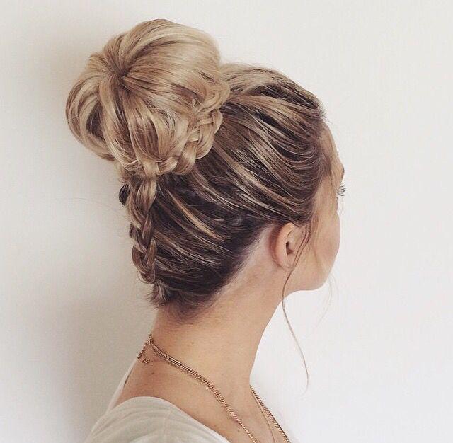 coiffure-bun-tressé-le-lab-montpellier