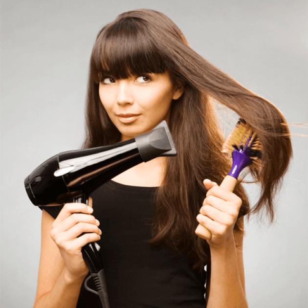 sechage-cheveux-brillants-le-lab-hairstylist-montpellier