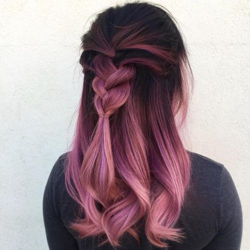 couleur-ombre-hair-rose-le-lab-hairstylist-montpellier