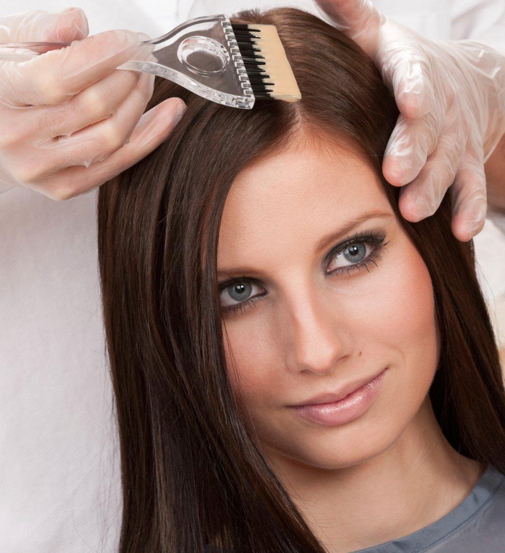 Couleur pour cheveux fragiles